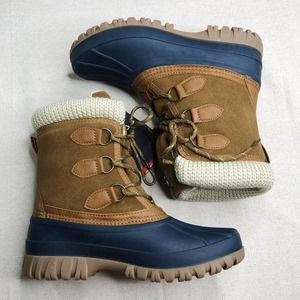 STORM by COUGAR Lace Up Winter Boots